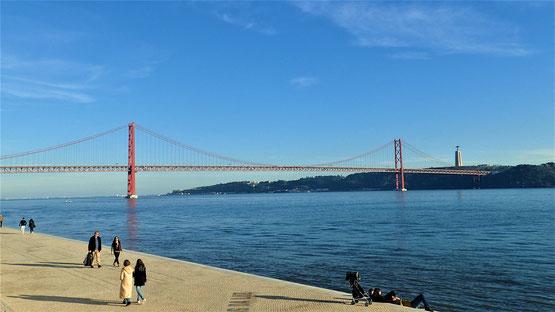 Die Ponte de 25 Abril.