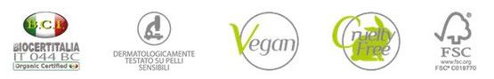cosmetici certificati biologici