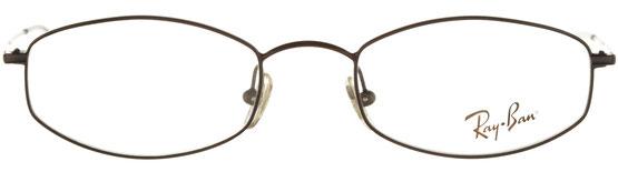 Occhiali da vista Ray-Ban uomo 0RX6033. Colore: 2503 nero opaco. Forma: irregolare. Prezzo € 109,75. Spedizione gratis. Materiale: metallo.
