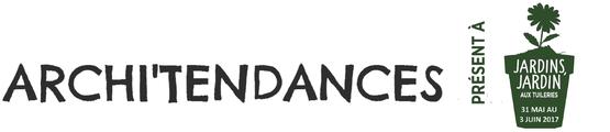 Archi'Tendances.fr présent à Jardins, Jardin des Tuileries