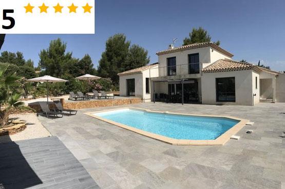 Te huur top vakantiewoningen in Provence-Alpes-Côte d'Azur, Zuid Frankrijk met internet, honden toegestaan
