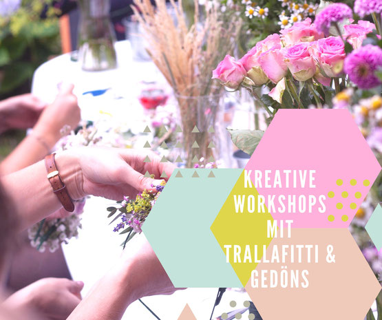kreative Workshops in Essen
