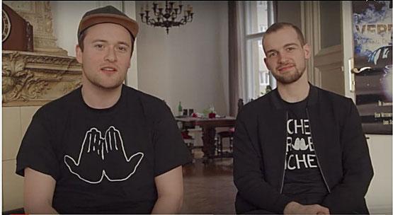 Lorris A. Blazejewski und Eric Stehfest