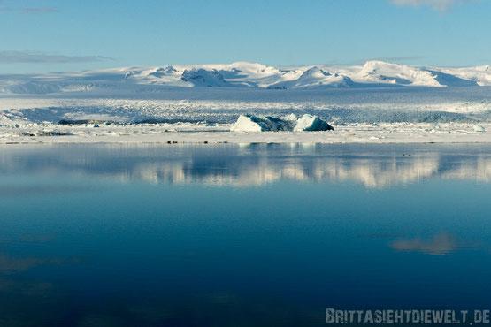 See,Jökulsarlon,Gletschersee,Eissee,Gletscher,Vatnajökull,Island,Winter,Februar,Schnee.