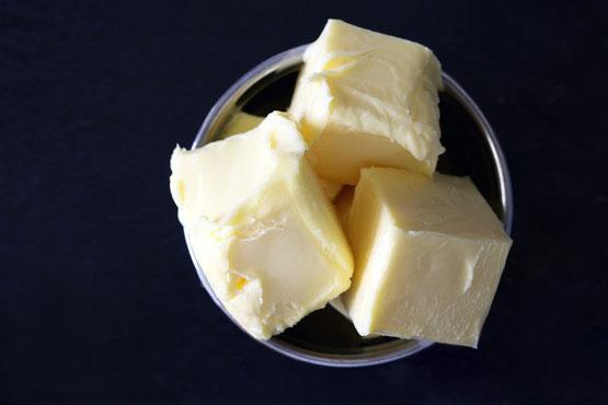 Butter salzen, gesalzene Butter, Butter selber machen