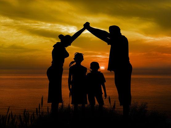 Schützen Sie Ihre eigene Zukunft und die Ihrer Kinder