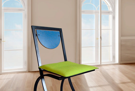 Flowmo Sitzauflagen für Sitzdynamik mit stufenlosem Sitzkeil bei langem Sitzen