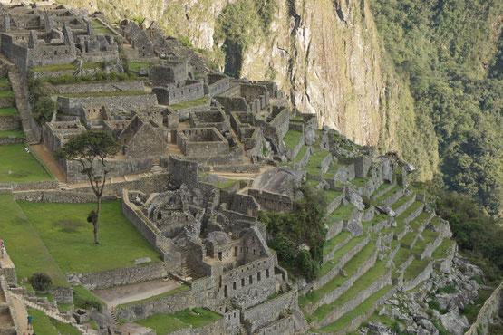 Höhepunkt jeder Peru-Reise: Machu Picchu!