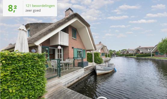 Te huur vakantiehuisjes in de provincie Overijssel met Wifi, honden toegestaan