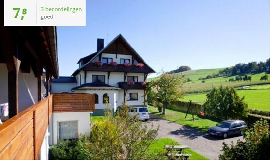 Te huur vakantiewoningen in Sauerland, Duitsland met Wifi, honden toegestaan