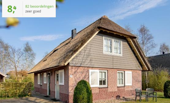 Te huur vakantiehuisjes in de provincie Friesland met Wifi, honden toegestaan