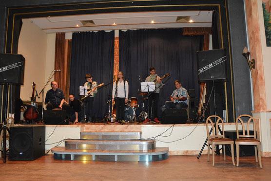 Auftritt bei Veranstaltung vom Inter-Club MuzDepo e.V. am 09.04.2016
