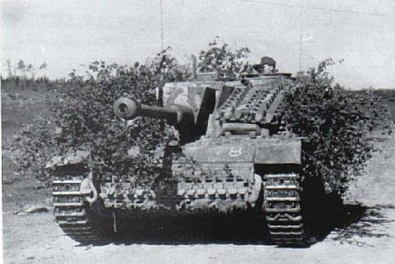 Le StuG III prend peu à peu le rôle de chasseur de char avec la greffe d'un 75 mm long