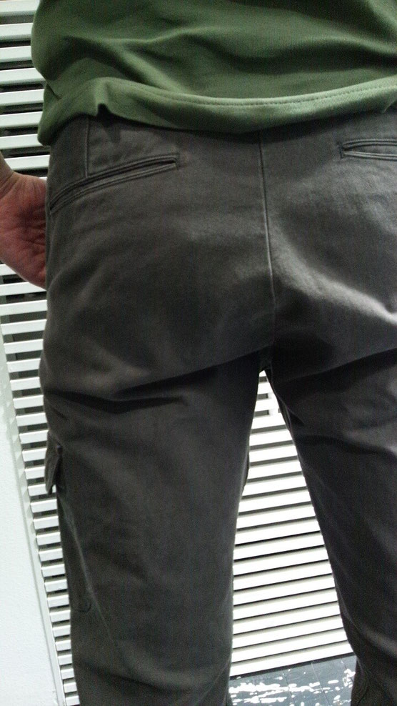 GERMAN CROSS CARGO PANTS