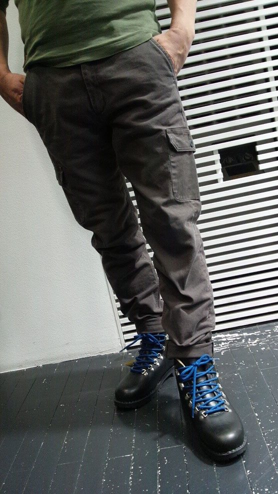GERMAN CROSS CARGO PANTS