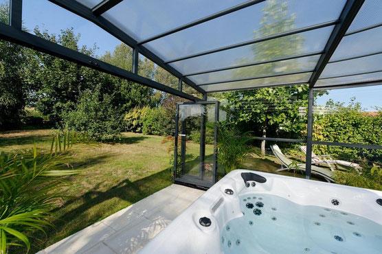 Abris piscine spa terrasse Tarn et Garonne 82, Haute Garonne 31, Lot 46