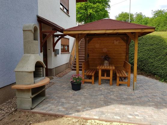 Unser Haus in Baltersweiler