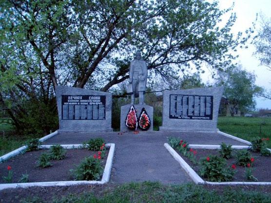 Вечная память погибшим витязям