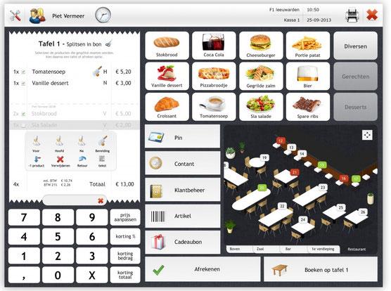Online administratie voor Retailers, Horeca & Winkeliers