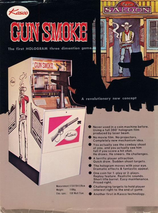 gun smoke kasco