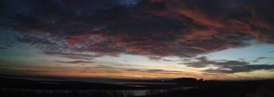 """""""Dreamtime"""" au Lac du Der le 14 novembre 2014"""