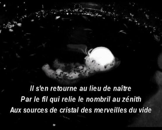 """Image du film """"Roger Gilbert-Lecomte, phrérange irrémédiable"""" de Georges Sammut et Daniel Cassini (art cote d'azur)"""