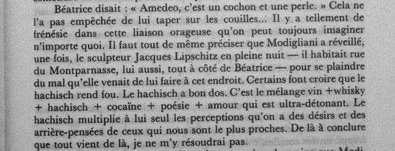 extrait de La vie réinventée: l'explosion des années 20 à Paris - Alain Jouffroy. Tous droits réservés.