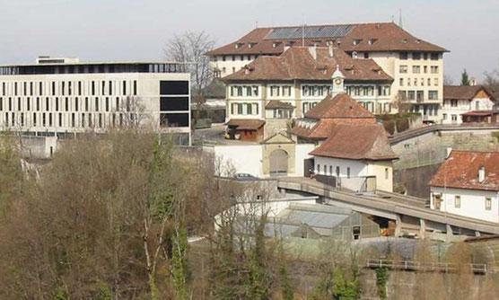 Bild Justizvollzugsanstalt in Krauchthal