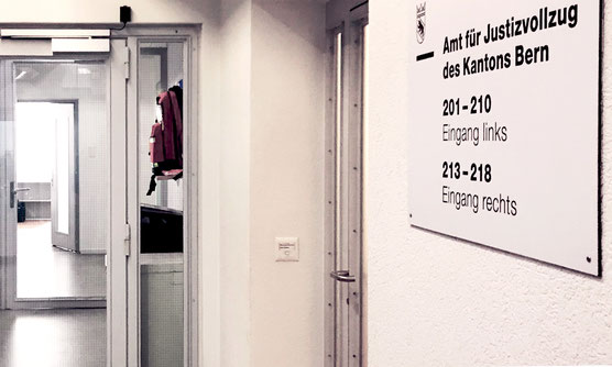 Bild Amt für Justizvollzug des Kantons Bern