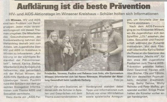 Wochenblatt marsch&heide,4.12.2014