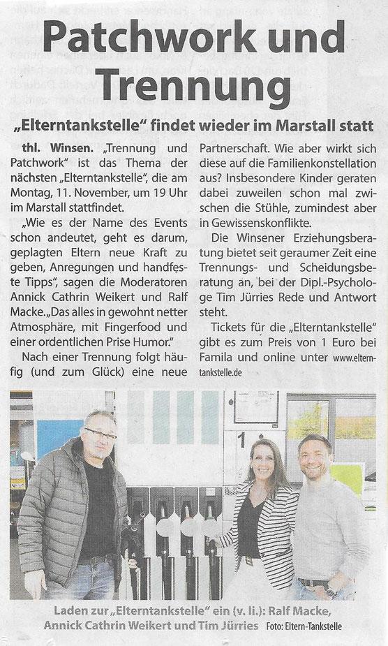 Wochenblatt Elbe und Geest, 30.10.2019
