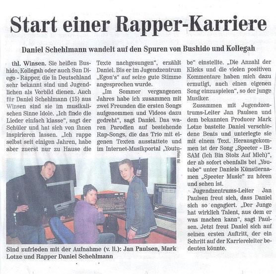 Elbe- und Geest Wochenblatt, April 2014