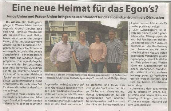 Wochenblatt Elbe & Geest, 03.08.2016