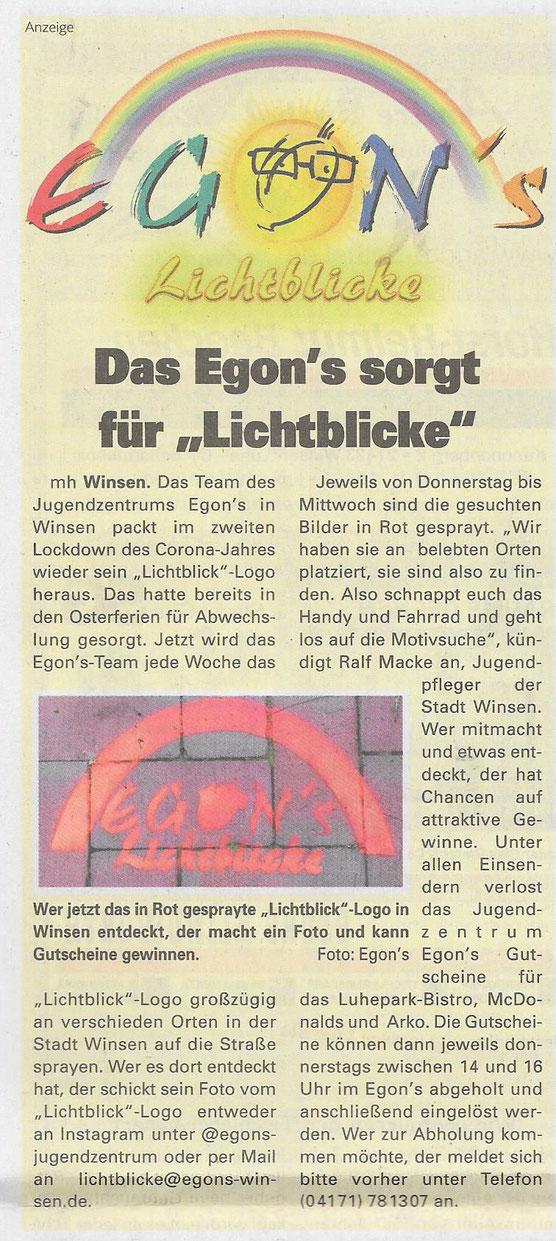 Wochenblatt marsch & heide, 12.11.2020