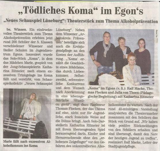 Wochenblatt Elbe & Geest, 02.03.16