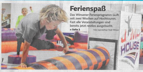 Winsener Anzeiger, 18.07.2019