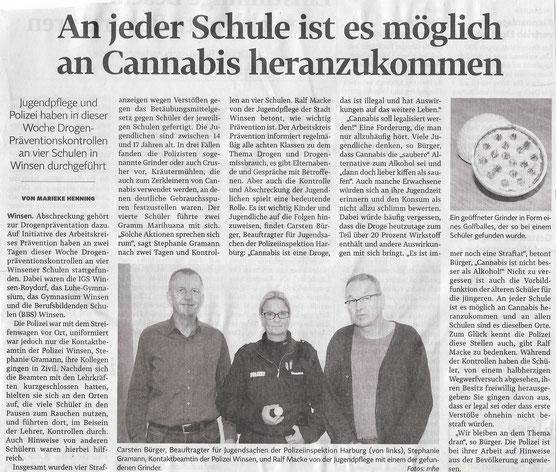 Winsener Anzeiger, 28.10.2017