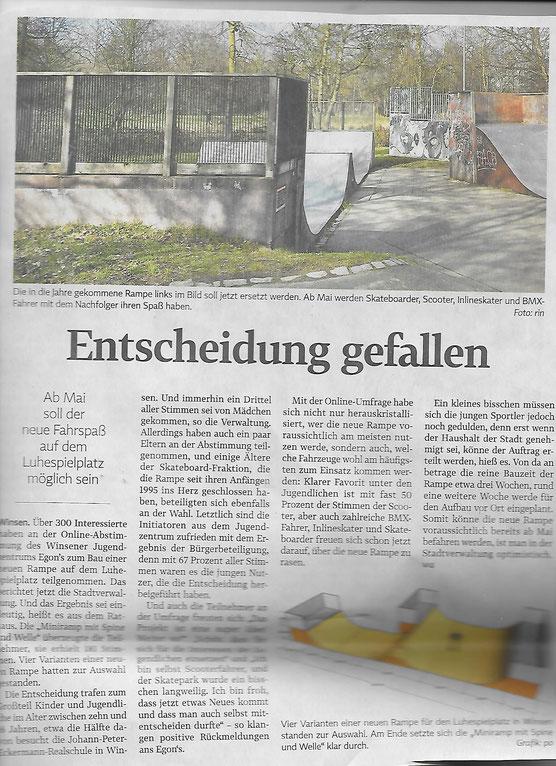 Winsener Anzeiger, 03.03.21