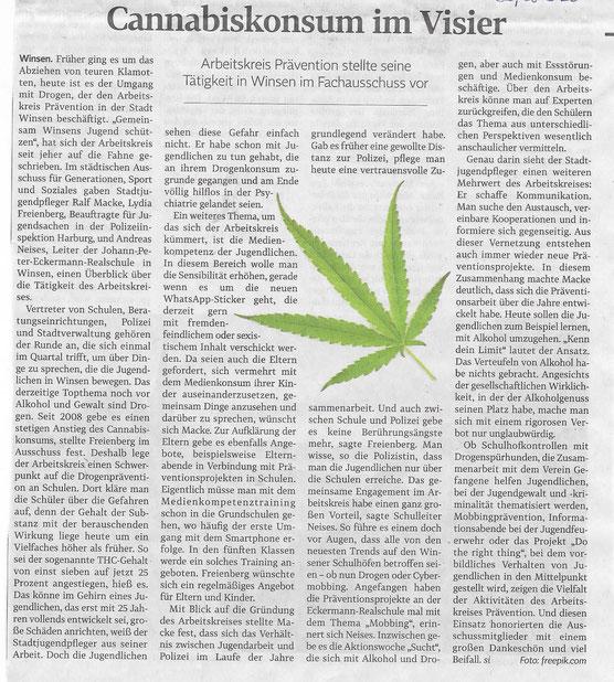 Winsener Anzeiger, 28.03.2020