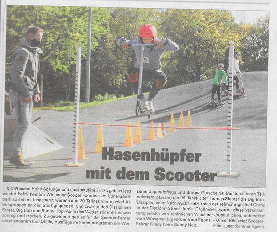 Wochenblatt marsch & heide, 15.10.2020
