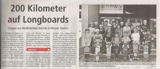 Winsener Anzeiger, 5.8.2016