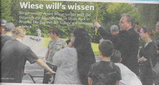 Winsener Anzeiger, 21.07.2020