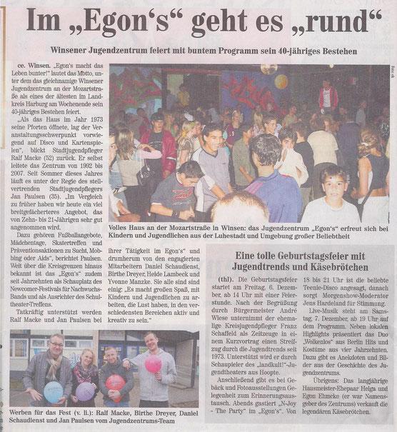 Wochenblatt Elbe & Geest, 4.12.2013