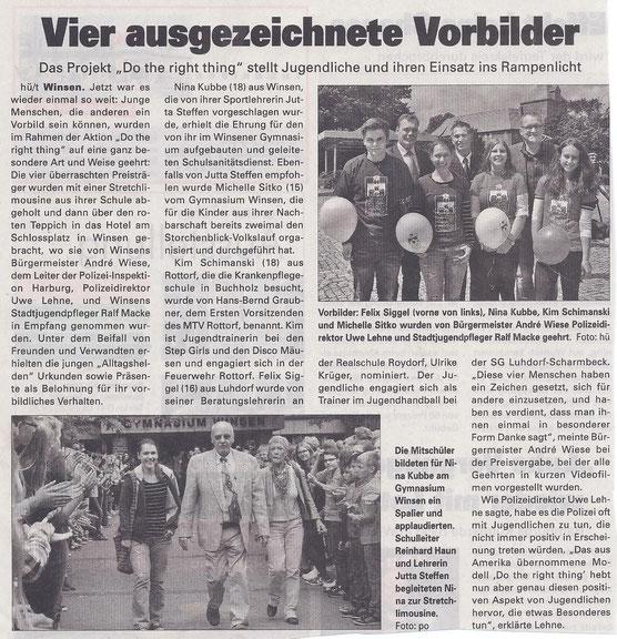 Wochenblatt Marsch & Heide, 26.06.14