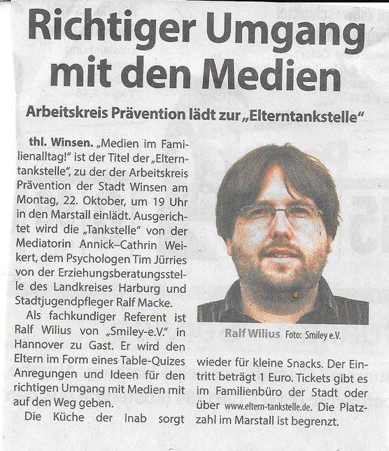 Wochenblatt Elbe und Geest, 17.10.2018