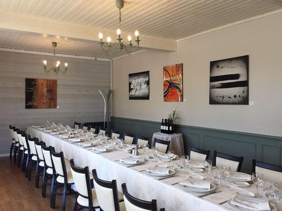 """Restaurant """"la Gannerie"""" - Vouneuil sous Biard"""