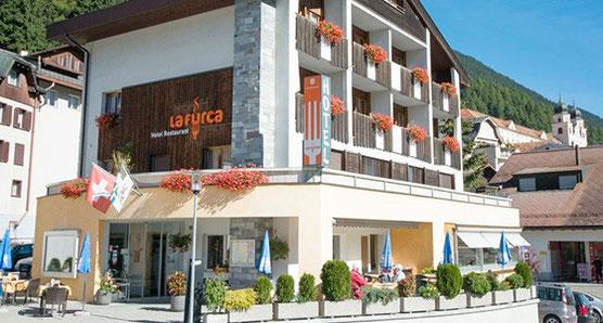 Hotel La Furca Disentis