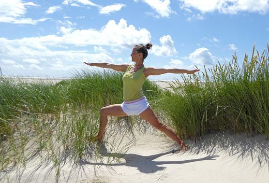 Iyengar Yoga Retreat on Amrum Island, June 13-23, 2021 with Christine Bader