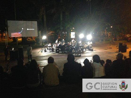 Banda de conciertos de Puntarenas (15/02/15)