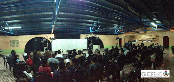 Salón comunal de Santiago (15/11/14)
